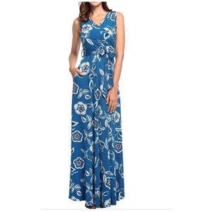Comila Maxi Dress